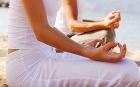 Antistresová metoda - meditace v pohybu