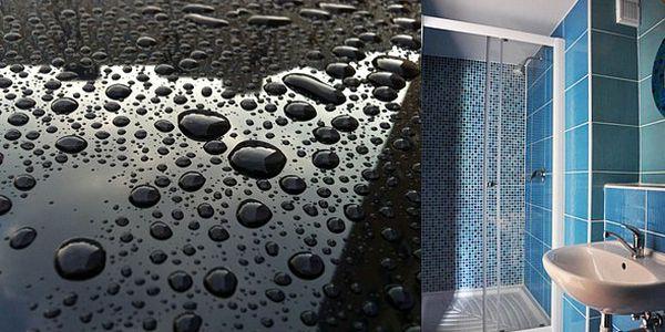 231 Kč za sadu Supreme Sklo. Absolutní novinka v boji proti vodnímu kameni či zaschlé vodě v koupelně, na oknech či zrcadlech!