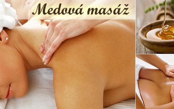 Dopřejte si maximální relaxaci a detoxikujte svůj organismus. Medová masáž se slevou 65%!!!