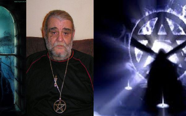 Výklad tarotu či léčebná konzultace s čarodějem Jiřím SAMEM Kaiserem za akčních 249,-