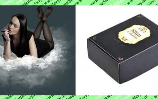 Jen u nás Elektronická cigareta PRO DAMY E-slim + 20 náplní pouze za neuvěřitelných 289 Kč vč. POŠTOVNÉHO!!!Barva černá,bílá nebo růžová.