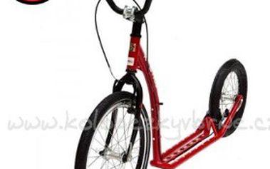 Brno: 99 Kč za zapůjčení koloběžky na 2 hodiny. Vyzkoušejte kvalitní koloběžky KOSTKA HILL a KOSTKA TOUR Cross na brněnské cyklostezce!