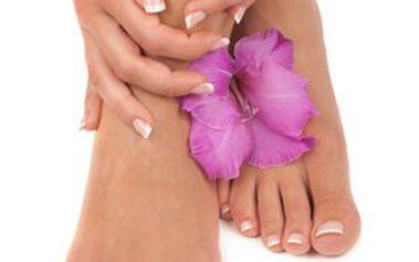 Praha: KOSMETICKÉ OŠETŘENÍ nohou – mokrá pedikúra, masáž nohou, peeling nohou a 30% sleva na kosmetické služby v salonu NIKOL