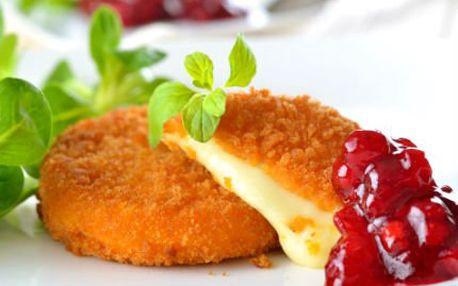 Smažený sýr a kopec hranolek! Vychutnejte si českou klasiku za pouhých 49 Kč!