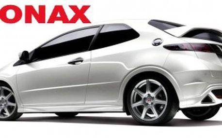 Ruční mytí a ošetření autokosmetikou SONAX!