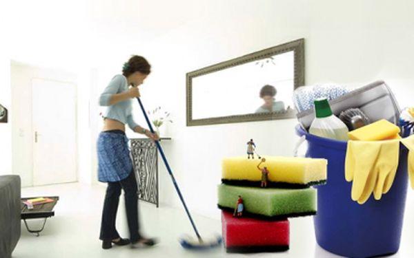 Kompletní úklid bytu za bezkonkurenčních 210 kč! Potřebujete umýt okna, uklidit po večírku, vyžehlit prádlo? Starosti s úklidem nechte na nás! Navíc doprava po praze v ceně!