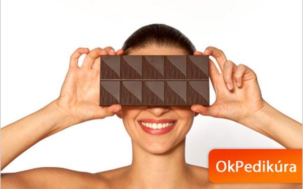 Dopřejte své pleti profesionální čokoládovou péči kosmetickou značkou AINHOA. Pružná a dokonale vyživená pokožka za 299 Kč.