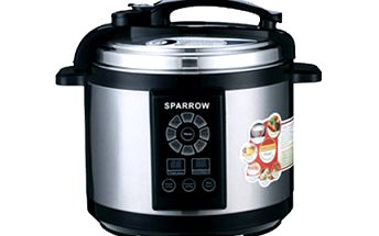 Multifunkční tlakový hrnec! Zjednodušte si vaření a ušetřete výdaje díky inteligentnímu hrnci!