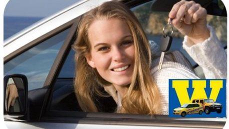 Kondiční jízdy v autoškole Wyrwolová!