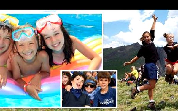 Dopřejte svým dětem prázdniny plné her, soutěží a zábavy! Pošlete je na 7-mi denní oblíbený dětský tábor JISKRA pro malé i velké, jen za 1.550 Kč!