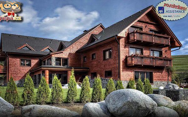 Třídenní pobyt na Slovensku v komplexu Winter & Summer Resort s bohatou polopenzí a welcome drinkem.
