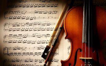 Úchvatný koncert vážné hudby 28. 7. Uslyšíte Mozarta, Beethovena, Dvořáka a další velikány!