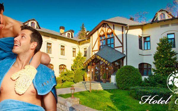 3 dny ve 4* hotelu na Slovensku. Bohatá kultura i příroda!