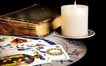 Výklad tarotu, mariášových karet, run, věšteckých kostek od Hannah Winyan jen za 199,-