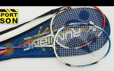 Léto patří sportovním radovánkám! Získej parádní badmintonovou soupravu i s pouzdrem, pro rekreační hráče, jen za 139 Kč! Užij si léto aktivně!