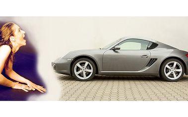 pronájem Porsche Cayman za letní cenu!