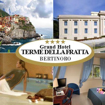 Luxusní dovolená v Itálii s 64% slevou