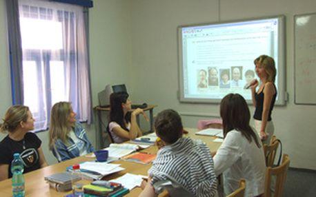 Letní odpolední kurz angličtiny