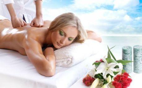 70minutová tantra masáž. Při koupi 2 poukazů možnost společné partnerské masáže.