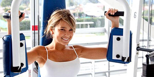 Měsíční permanentka do fitness centra Karlín + Navíc 30% sleva na 100 minut v soláriu!