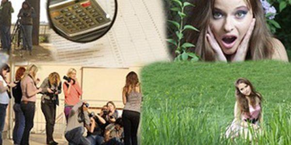 Celodenní kurz fotografování - zrcadlovka v praxi 4.8.2012