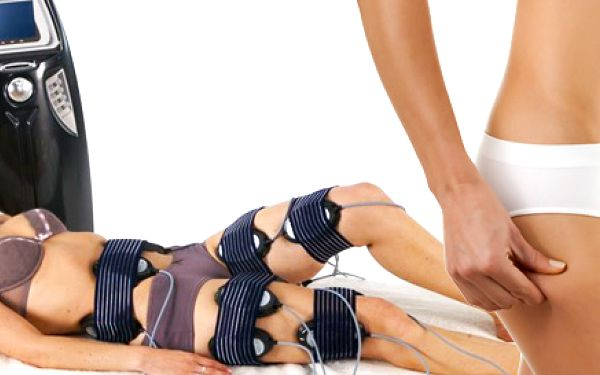 Ultrazvuková liposukce Liema a přístrojová lymfodrenáž