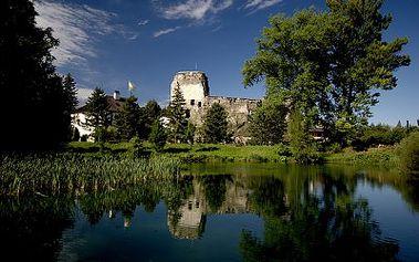 Týdenní pobyt pro 2 osoby v Tatrách!
