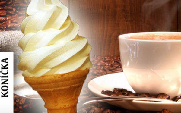 28 kč za luxusní točenou zmrzlinu z opočna a šálek čerstvě praženého espressa!! Navštivte legendární českobudějovický hostinec u černého koníčka a osvěžte své smysly!!