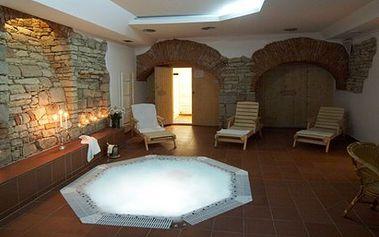 Romantický wellness odpočinek v hotelu Hejtmanský dvůr pro 2 osoby