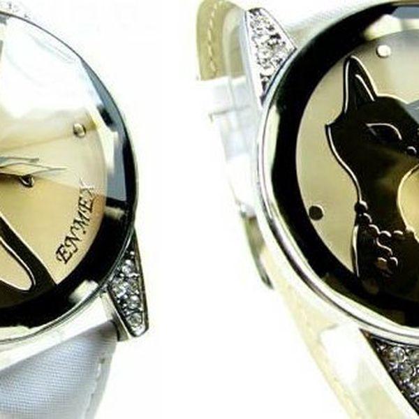 Luxusní hodinkyhodinky enmex pure look swarovski elementspro každou ženu. Výborný dárek pro vaši přítelkyni. Využijte 59% slevu !