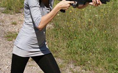 Bestseller: NEVŠEDNÍ zážitek: 2 hod. střelby na střelnici se 6 SKUTEČNÝMI ZBRANĚMI! Střílíte ostrými náboji na střelnici Čechy nebo Morava!