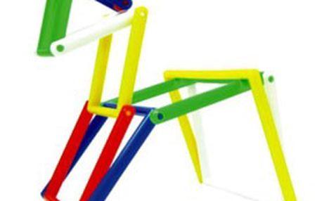 3D PUZZLE JELIKU na hraní, ohýbání, otáčení, vytváření zajímavých a vzrušujících tvarů. PUSŤTE UZDU své tvořivosti!