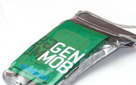 Ochranné nafukovací pouzdro Eyelead + ZDARMA pouzdro Golla v zelené nebo růžové barvě! Uchovejte VŽDY svůj mobilní telefon v bezpečí