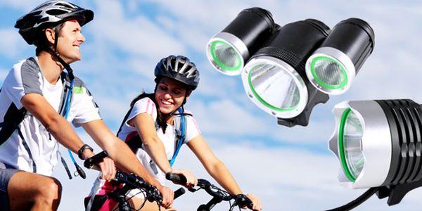 Výkonné světlo na kolo iZODIAC