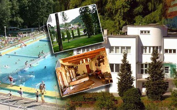 SLOVENSKO, Vysoké Tatry, lázně Vyšné Ružbachy - pobyt pro DVA s polopenzí v Penzionu Villa Thermia s neomezeným vstupem do termálního jezera Kráter s léčivou vodou. Zveme Vás do překrásného kraje, který je odedávna vyhledávaným místem v srdci Evropy!