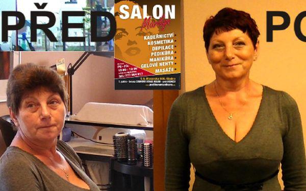 SUPER kosmetické ošetření PODLE LUXUSNÍHO SALONU MARILYN v KLADNĚ za 175,-