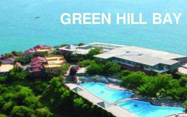 Alanya, letecky na 8 dní s All Inclusive. 4* Hotelu Green Hill Bay za 11 980 Kč. Odlet 22.07.