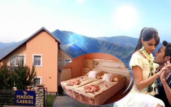 Třídenní WELLNESS POBYT v Tatrách s POLOPENZÍ pro DVA za 1699 Kč! Infrasauna, masáž, sleva do thermalparku Vrbov! Přijďte si odpočinout a načerpat síly!