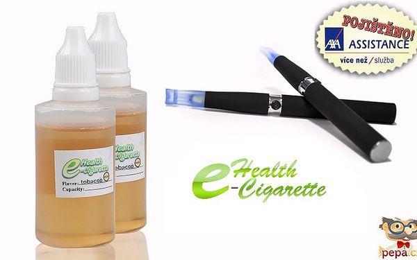 100ml náplně, která se hodí do všech typů elektronických cigaret eGo.