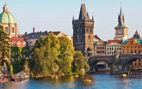 PRAHA: Luxusný moderný hotel Angelo**** v centre Prahy so zľavou 41%.