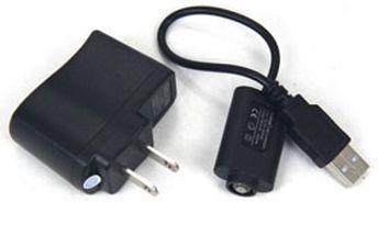 Náhradní USB nabíječka pro všechny druhy elektronické cigarety eGo, eGo-T, eGo-C a eGo-W!