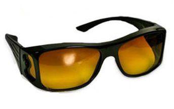 HD Vision BRÝLE pro řidiče a sportovce se 100% UV ochranou! Polykarbonátová skla, MODERNÍ DESIGN a tvar obrouček, UNIVERZÁLNÍ velikost