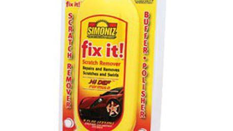 Profesionální sada Fix It na poškrábaný lak automobilu + DÁREK ZDARMA sada na opravu bezdušových pneu!