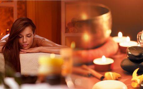 70 minutová tradiční ajurvédská masáž, která připomíná obřad!