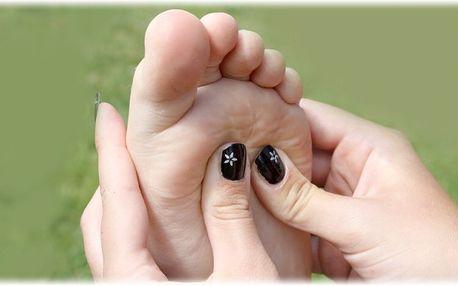 Báječná a uvolňující masáž plosky nohou!