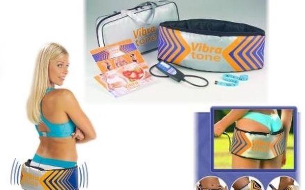 Vibrační pás VIBRAtone pro efektivnější hubnutí! J...