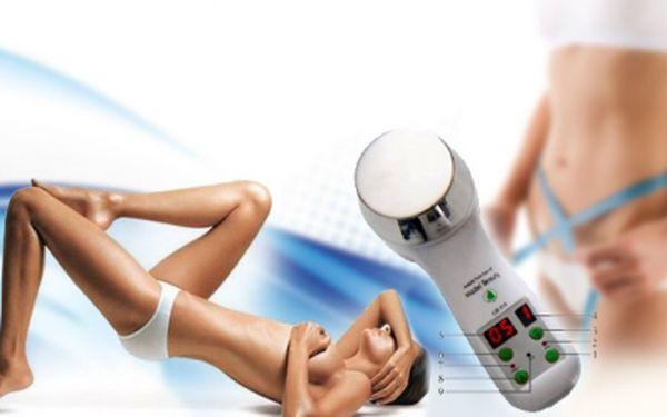 Zhubněte do plavek a zbavte se celulitidy bez námahy a bolesti za 1759 Kč! S přístrojem Generation Beauty818 si ultrazvukovou kavitaci šetrně provedete sami doma!