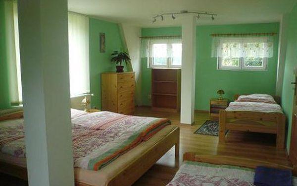 Pobyt v Jizerských horách v penzionu Krásná 68 pro 2 osoby na 1 noc se snídaní za 700 Kč. Ubytování v apartmánech na 1 noc pro 2 osoby, bohatou snídani, parkování u penzionu, WiFi připojení.