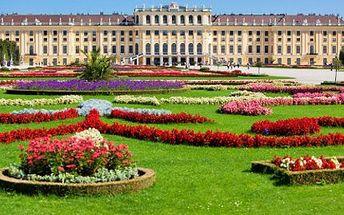 1denní zájezd do Vídně 11.8.! Den nabitý výlety a zajímavými místy v romantické Vídni!