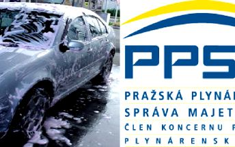 3x mytí vozidel ve zbrusu nové mycí lince Pražské plynárenské a.s.jen za 299,-